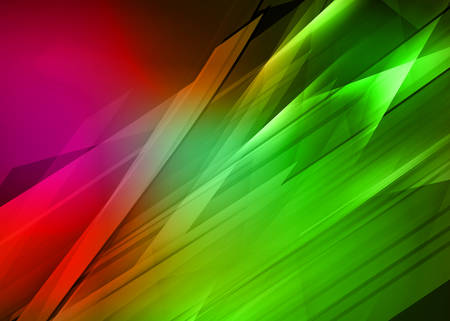 Abstract colorful blurred background. Vector illustration. Modern wallpaper