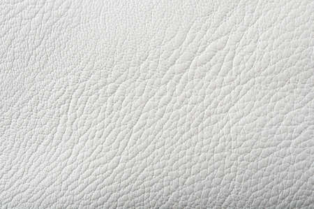 photo of white leather background