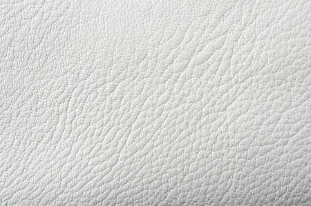 photo of white leather background