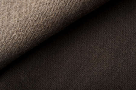 gunny: natural linen texture on background