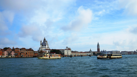 sea view Piazza San Marco with Campanile and Doge Palace photo