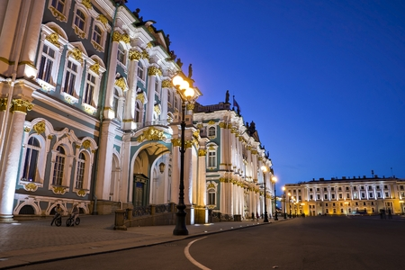 Hermitage on Palace Square, St  Petersburg