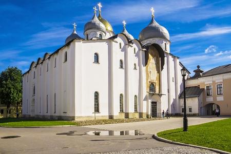 Veliky Novgorod, Russia photo