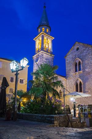 old Budva, Montenegro