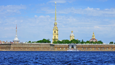 paul: Peter and Paul Fortress, St. Petersburg