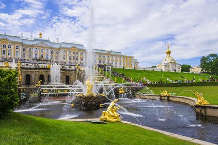 Peterhof, Russia (UNESCO World Heritage)