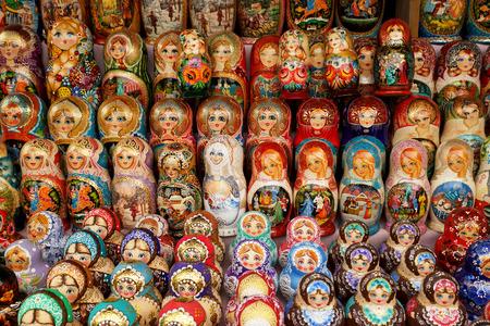 matriosca: Russian nesting dolls