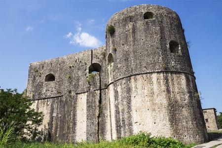 Fortress in Herceg Novi, Montenegro