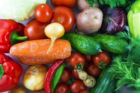Légumes Banque d'images - 43958706