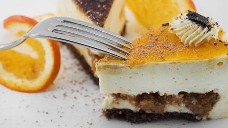 orange cake: delicious orange cake