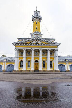 kostroma: Fire tower in Kostroma. Russia