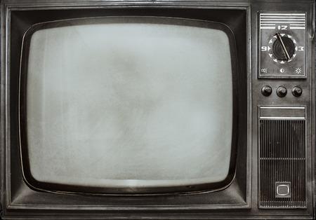Oude uitstekende TV Stockfoto - 51206891