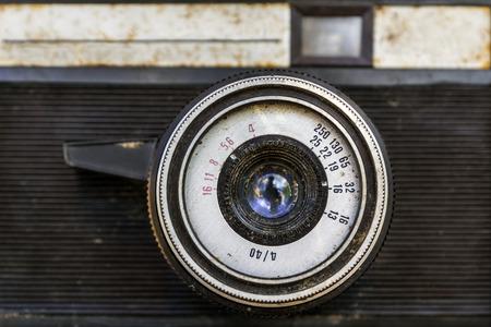 viewfinder vintage: Vintage camera