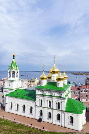 precursor: Church Nativity John Precursor Nizhny Novgorod Russia