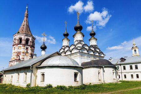 Suzdal, Golden Ring of Russia Stock Photo