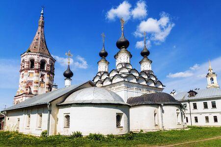 monastic: Suzdal, Golden Ring of Russia Stock Photo