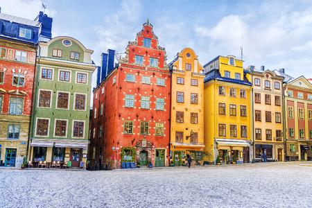 ストックホルム、スウェーデン 報道画像