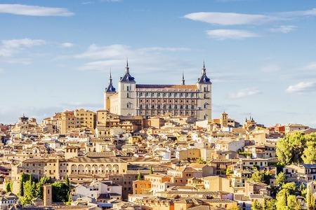 panorama Toledo. Spain