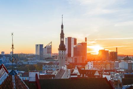 mid morning: Tallinn, Estonia