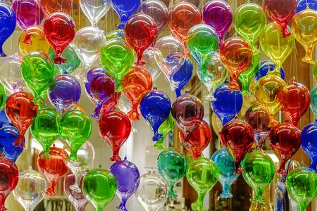 murano: Balloons of Murano glass