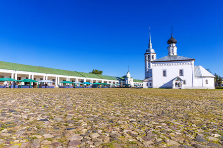 Suzdal, Golden Ring of Russia Editorial