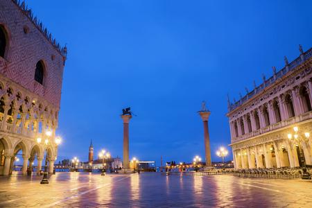 Venice, Italy. San Marco square in Venice