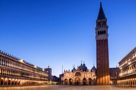 Italy, Venice. San Marco Square in Venice