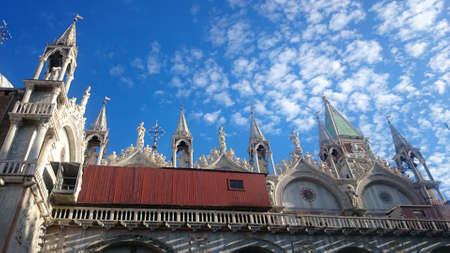veneto: Veneto central cathedral on San-Marco square