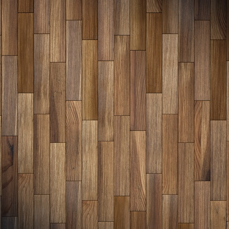 wooden floors: the brown wood texture of floor with natural patterns Stock Photo