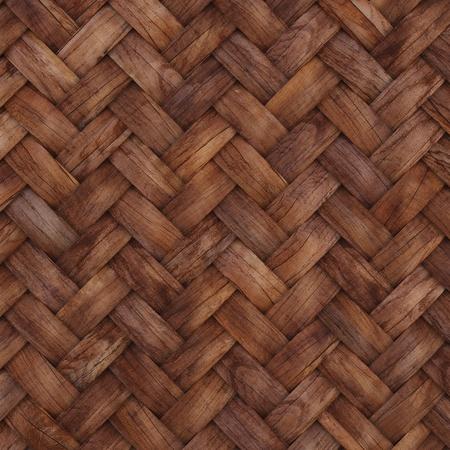 malacca: la texture di legno marrone di rattan con motivi naturali