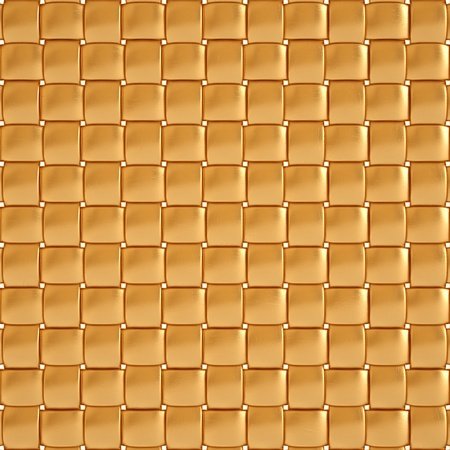 background texture of woven gold photo