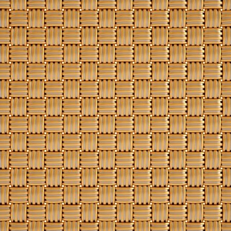 background texture of woven gold Stock Photo - 12011195