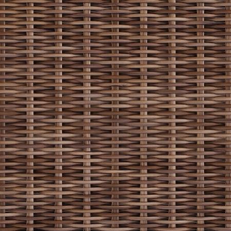 wicker: rota tejida con los patrones naturales