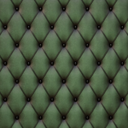 vintage green leather texture. Stock Photo - 12309695