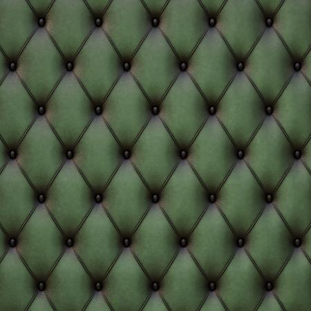 vintage green leather texture. Stock Photo - 12309695