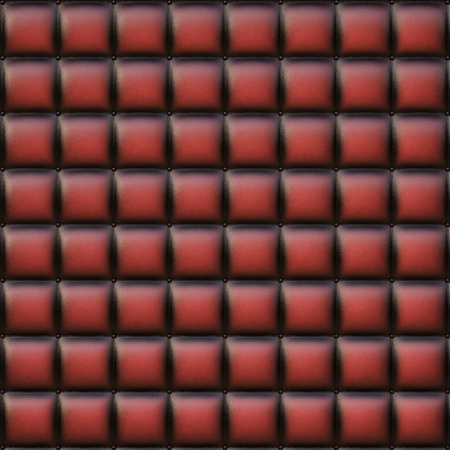 vintage red leather texture. Stock Photo - 12309819