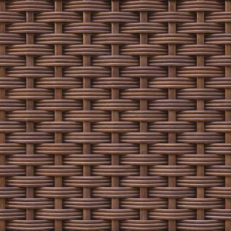 Rattan mit natürlichen Mustern Standard-Bild - 15362497