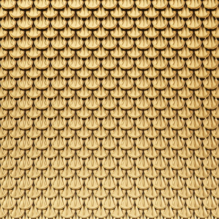 gold squama. abstract background. Stock Photo - 22135568