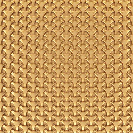 grid: Abstract golden grid background