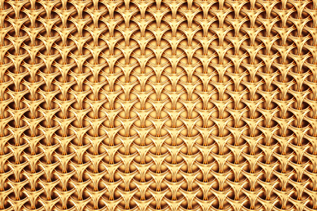 Abstract golden grid background Stok Fotoğraf - 54233331