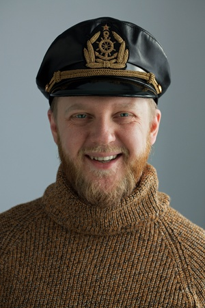 carroty: The young sailor Stock Photo