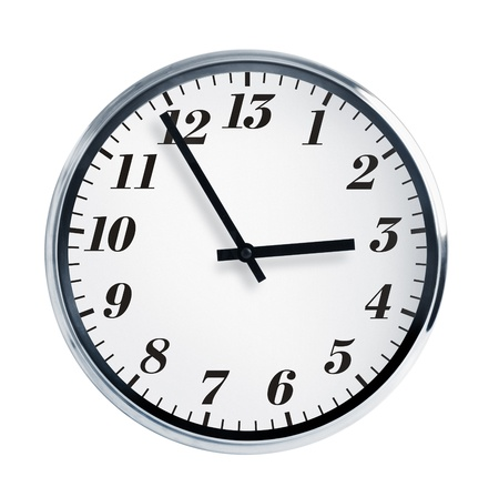 horologe: Five minutes on the fourth wall clocks