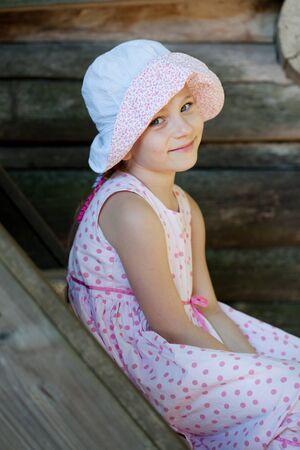 blithe: La joven de la sonrisa dulce en Panam�