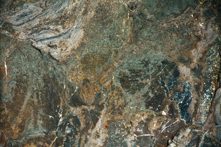 hardwearing: Stone surface with different patterns on the surface Stock Photo