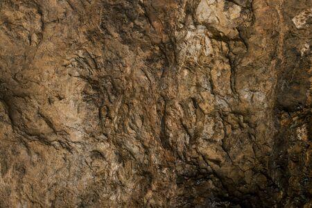 hardwearing: Stone surface brown