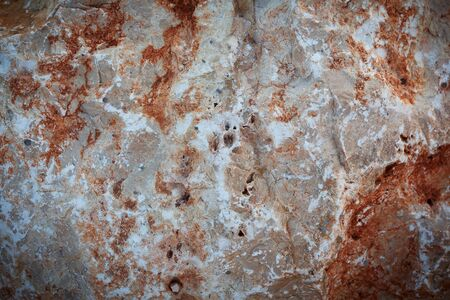 hardwearing: Stone gray and brown color with cracks
