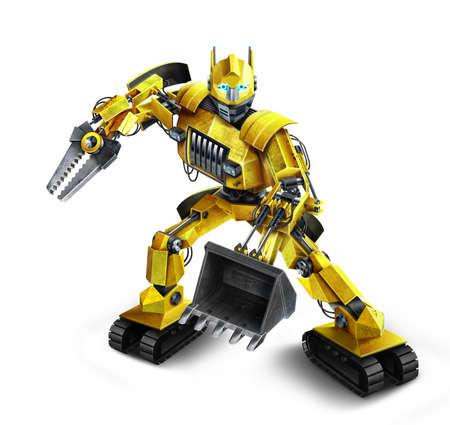 Robot transformer