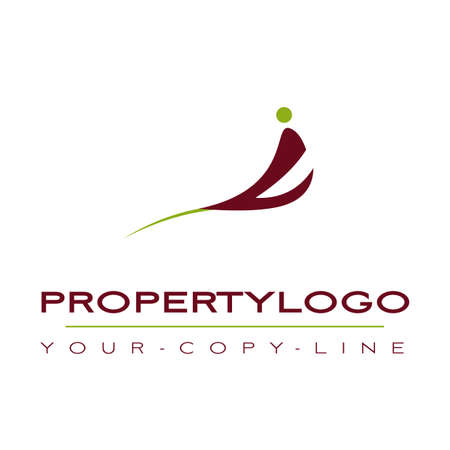 property logo Illustration