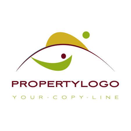 property logo your logo nature wellness