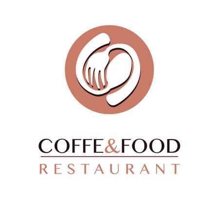 logos restaurantes: coffe comida
